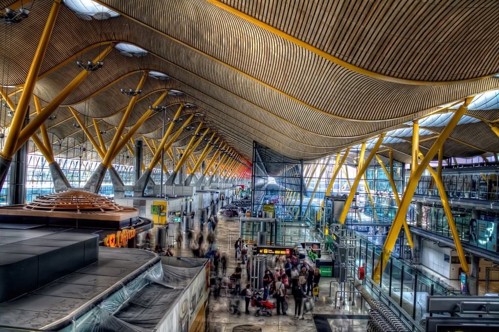 The Most Beautiful in the World: Airports